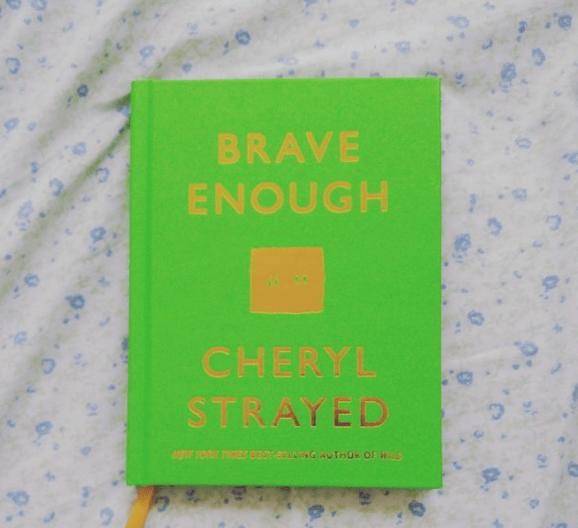 Brave Enough Instagram Photo